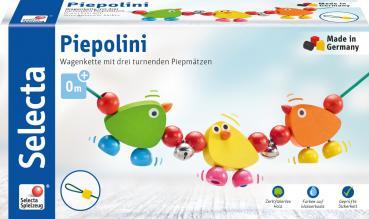 Piepolini - Wagenkette